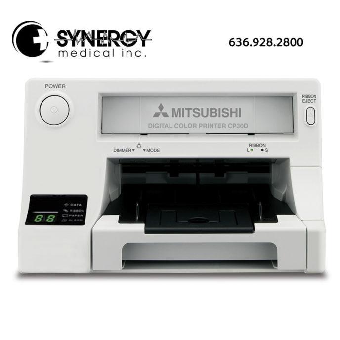 Mitsubishi CP-31W A6 Analog Thermal Medical Color Video Printer