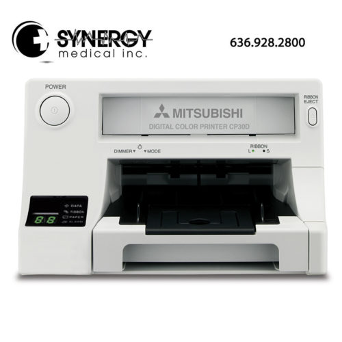 Mitsubishi CP-30DW A6 Digital Thermal Color Medical Printer