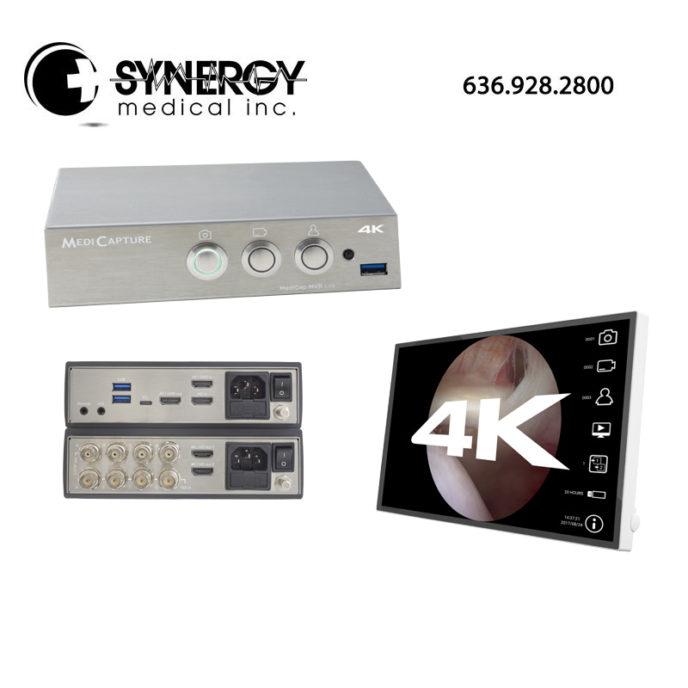 MediCapture MVR Lite 4K Medical Video Recorder