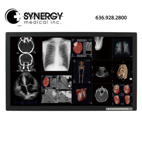 Optik View SC5512 55in Full HD Surgical Wall Display