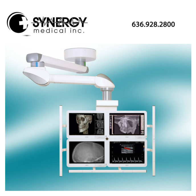 Ondal MediLift Ceiling Supply Unit
