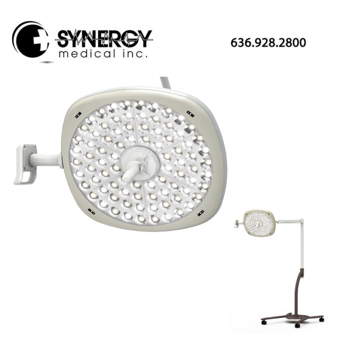 Luvis M300 Surgical Light with Mobile Stand