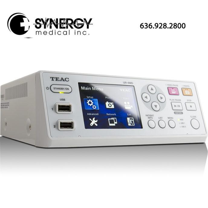 TEAC UR4MD HD Medical Video Recorder – Refurbished