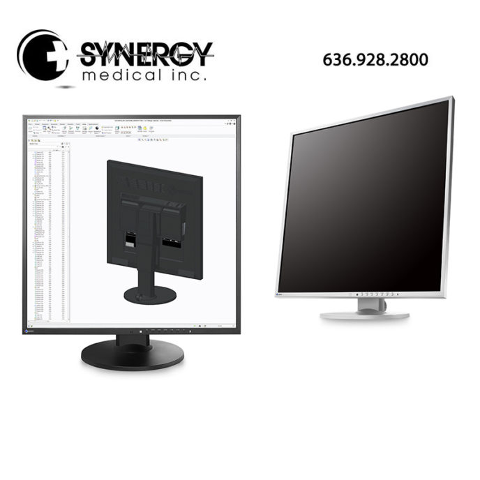 Eizo FlexScan EV2730Q-BK 26.5 in Square LCD Monitor