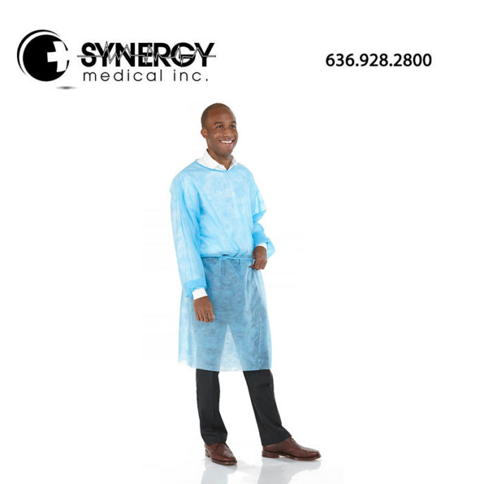 Amd-Ritmed A8025 Isolation Gown