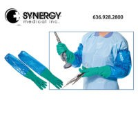 PolyCo 41350 VR Sleeve Latex-Free Nitrile Gloves Small - extra-large