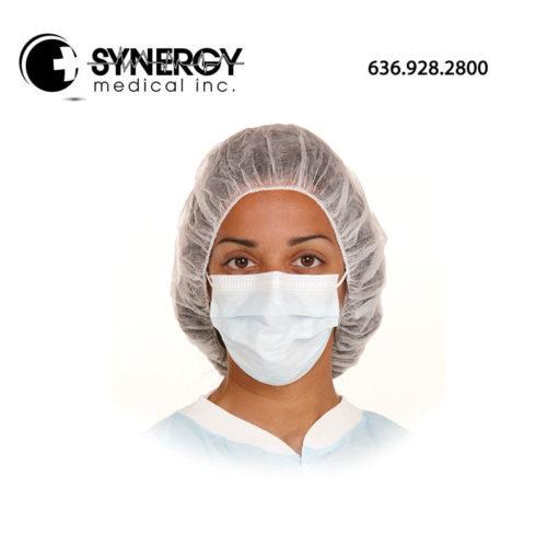 Medicom® 8004 Bouffant Caps