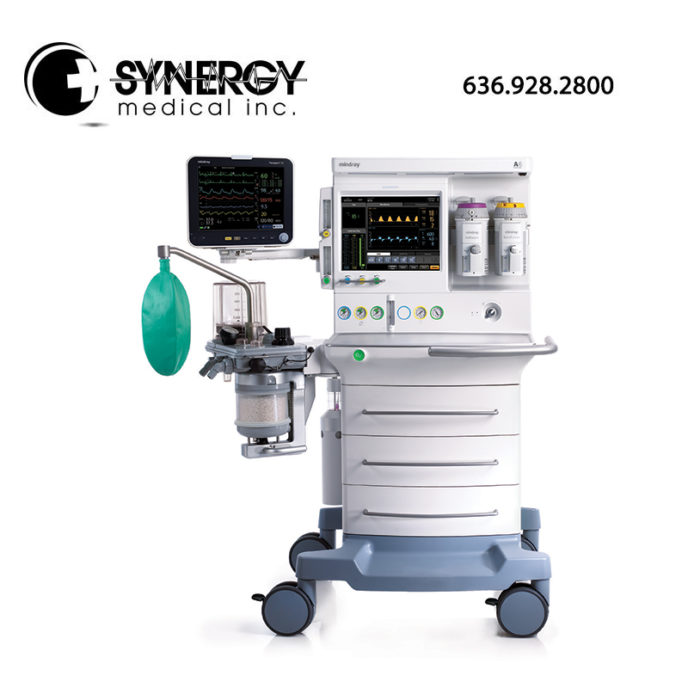 Mindray A4 Advantage – Advanced Anesthesia System