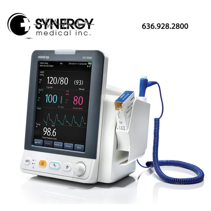 Mindray VS-900c Vital Signs Monitor