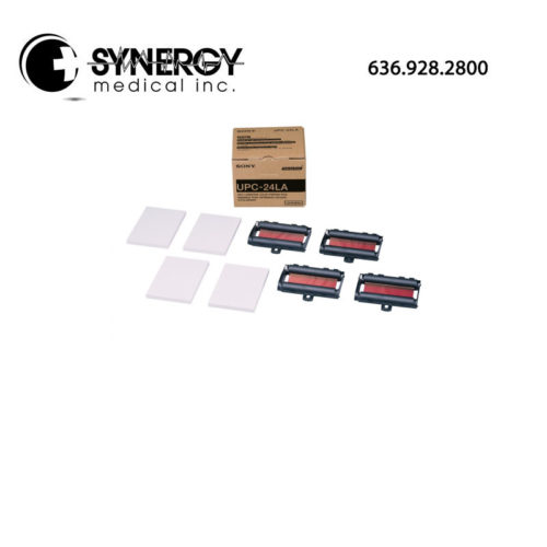 Sony UPC-24LA (UPC24LA) Self-laminating Color Printing Pack