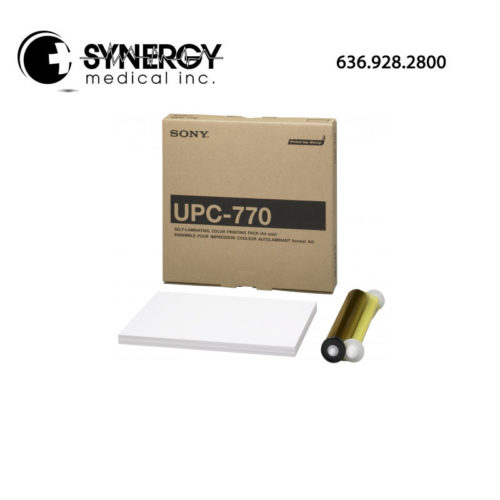 Sony UPC-770 A4 Color Print Paper