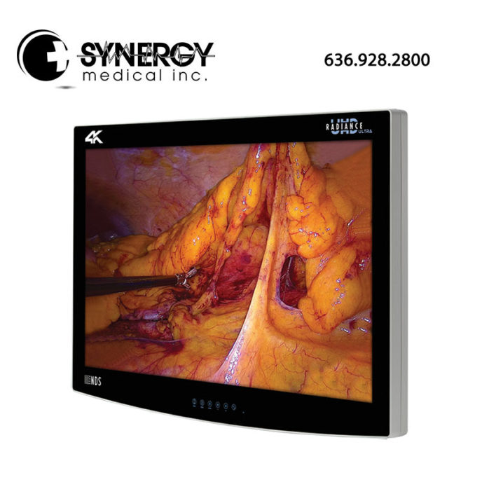 NDS 90R0123 32in RADIANCE® ULTRA 4K UHD Surgical Monitor