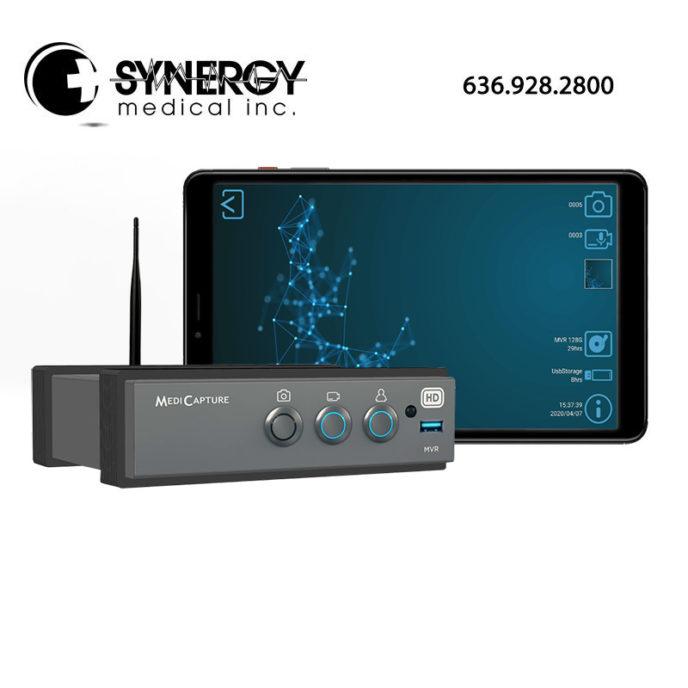 MediCapture TRS Pro Tablet Recording System